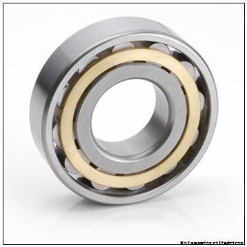 19,05 mm x 47,625 mm x 14,288 mm  ZEN RLS6 Rolamentos de esferas profundas