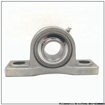 95 mm x 170 mm x 32 mm  FAG N219-E-TVP2 Rolamentos cilíndricos