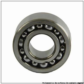 50 mm x 115 mm x 34 mm  INA ZKLF50115-2Z Rolamentos de esferas de impulso