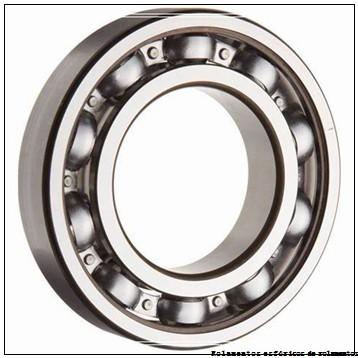 85 mm x 130 mm x 22 mm  ISO 7017 A Rolamentos de esferas de contacto angular