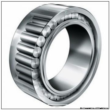 ISO 7418 BDF Rolamentos de esferas de contacto angular