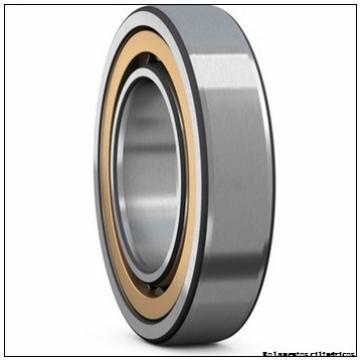 80 mm x 170 mm x 58 mm  FAG NUP2316-E-TVP2 Rolamentos cilíndricos