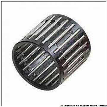 279,4 mm x 374,65 mm x 47,625 mm  NTN L555233/L555210 Rolamentos de rolos gravados
