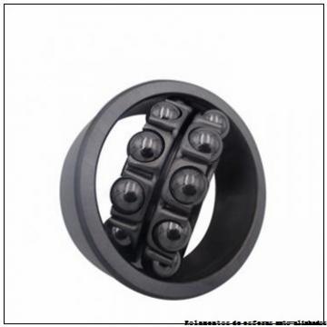 25 mm x 57 mm x 28 mm  INA ZKLN2557-2RS-PE Rolamentos de esferas de impulso