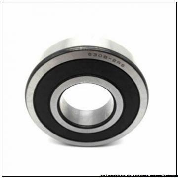 7 mm x 11 mm x 3 mm  ZEN SMF117-2RS Rolamentos de esferas profundas