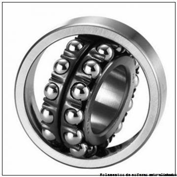 2,5 mm x 6 mm x 1,8 mm  ZEN S682X Rolamentos de esferas profundas