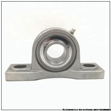 120 mm x 215 mm x 40 mm  FAG NU224-E-TVP2 Rolamentos cilíndricos