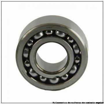 ISO QJ1013 Rolamentos de esferas de contacto angular