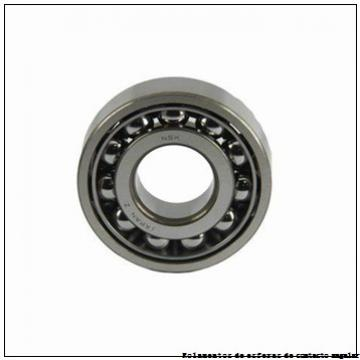 ISO 7315 CDT Rolamentos de esferas de contacto angular