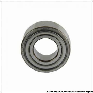 ISO 7017 BDB Rolamentos de esferas de contacto angular