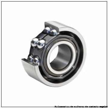 25,4 mm x 63,5 mm x 19,05 mm  SIGMA NMJ 1 Rolamentos de esferas auto-alinhados