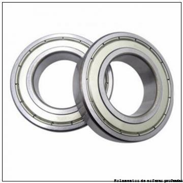 110 mm x 200 mm x 38 mm  ISO 7222 C Rolamentos de esferas de contacto angular