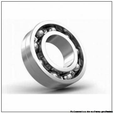 9 mm x 17 mm x 5 mm  ZEN S689-2RS Rolamentos de esferas profundas