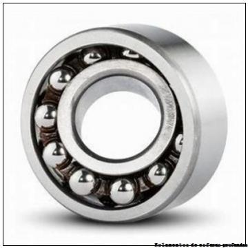 28,575 mm x 53,975 mm x 12,7 mm  ZEN R18-2RS Rolamentos de esferas profundas