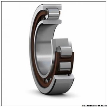 174,625 mm x 288,925 mm x 63,5 mm  NTN T-HM237542/HM237510 Rolamentos de rolos gravados