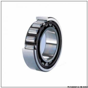 40 mm x 62 mm x 60,6 mm  Samick LME40UUOP Rolamentos lineares