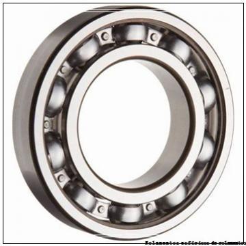 340 mm x 520 mm x 133 mm  NTN 323068 Rolamentos de rolos gravados
