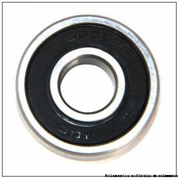 80 mm x 125 mm x 29 mm  SKF GAC 80 F Rolamentos simples
