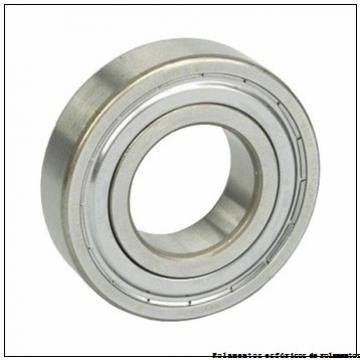 107,95 mm x 222,25 mm x 44,45 mm  SIGMA NMJ 4.1/4 Rolamentos de esferas auto-alinhados