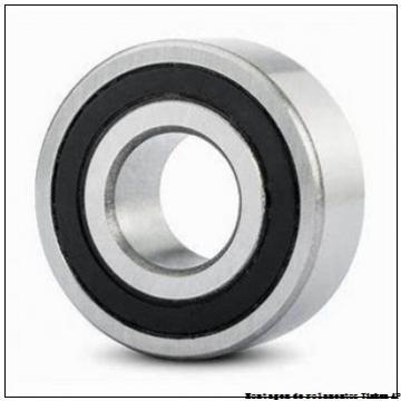 Backing ring K85516-90010        unidades de rolamentos de rolos cônicos compactos