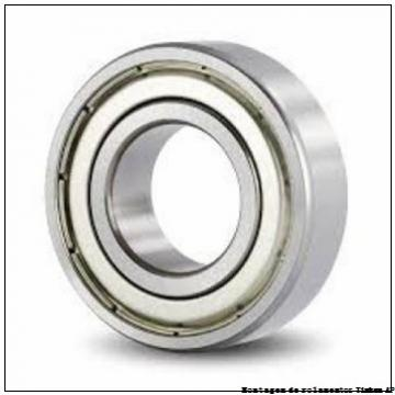H337846 H337816XD H337846XA K99424      unidades de rolamentos de rolos cônicos compactos